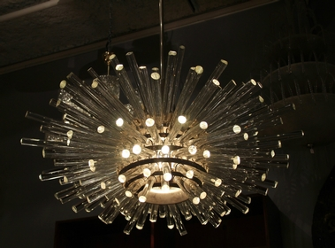 Bakalowits miracle chandelier lighting stock thomas bonzom rare to find the biggest model of miracle chandelier by bakalowits vienna circa 1960 perfect condition100cm diameter 180cm high aloadofball Gallery