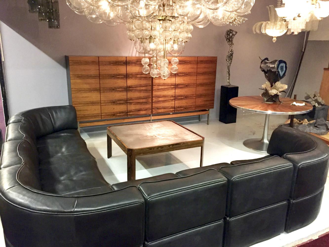 De Sede Ds15 Sofa Furniture Stock Thomas Bonzom