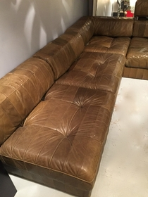 Vintage DS 88 Modular Sofa In Very Good Condition. SOLD